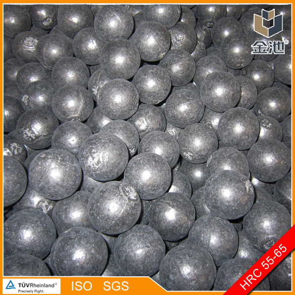 High chrome cast grinding balls