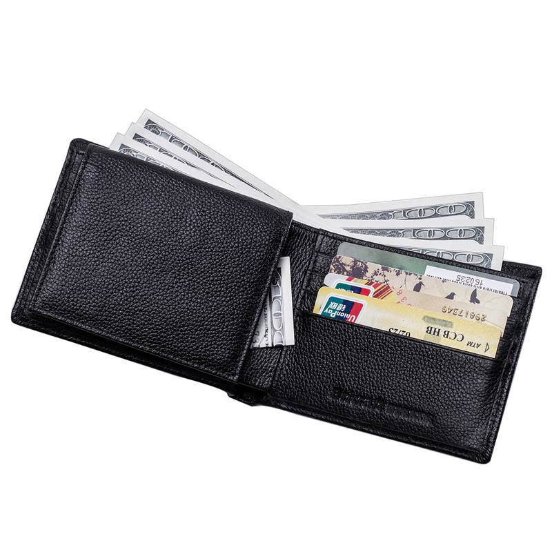 Expandable Credit Card ID Case rfid wallet security card holder