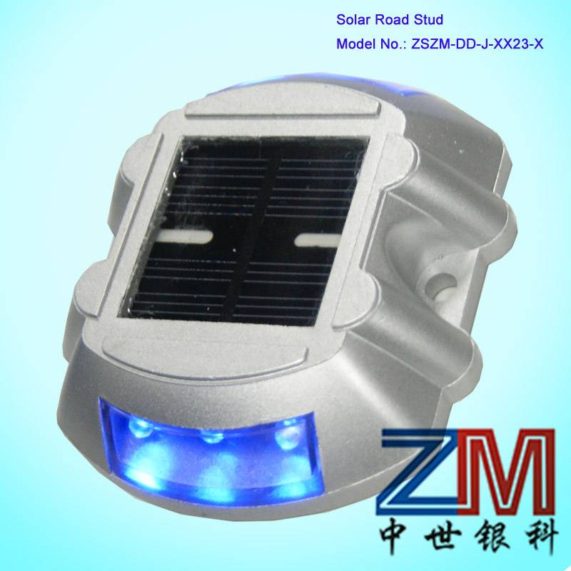 Solar Road Stud (horseshoe shape)