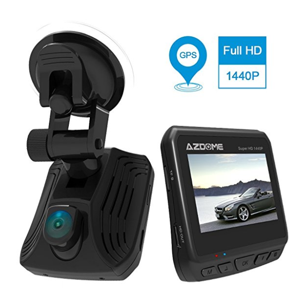 AZDOME DAB211 best HD dash cam with wifi