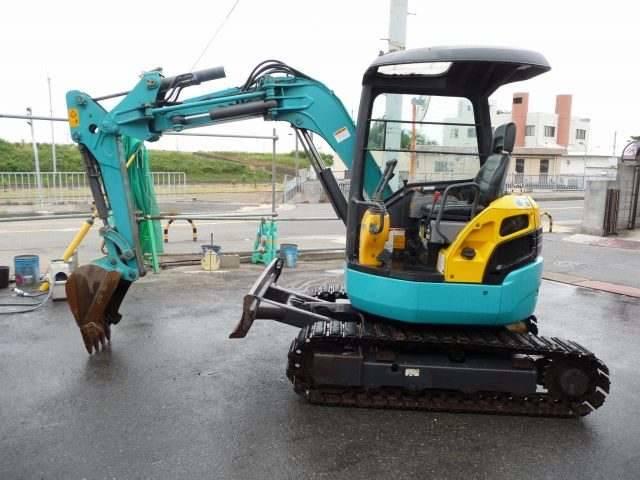 Rubber track for Kubota Mini Excavators