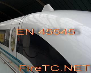 EN 45545-2,EN ISO 5659 Smoke and toxic measurement  to Rail Vehicles