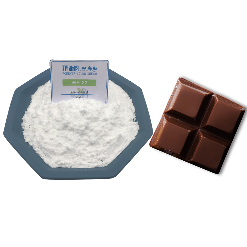 koolada ws menthol concentrate ws-23 crystals Raw Materials used for chocolate Malaysia
