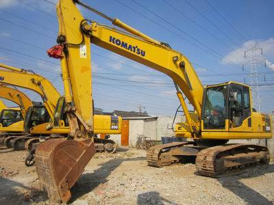 Used Komatsu PC200-8 Excavator, Used Komatsu Excavator PC200-8 for Sale