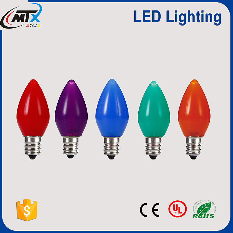 Hot sale Led Christmas sting light Mini socket E14/E17 for garden decorative