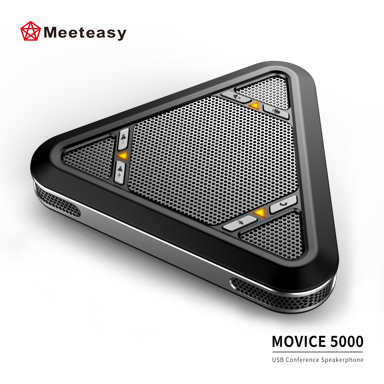 Meeteasy MVOICE 5000 USB Conference Speakerphones Conferencing Call For Skype Smartphone Calls