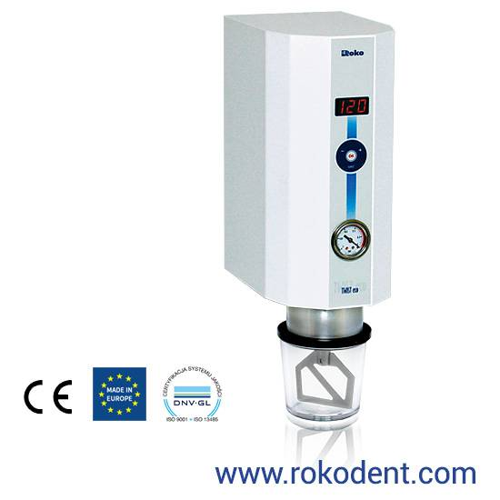 Dental laboratory Vacuum Mixer TWIST ECO  ROKO