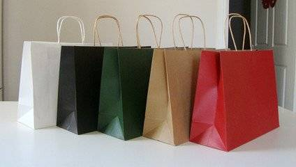 Supply all kinds of color kraft paper