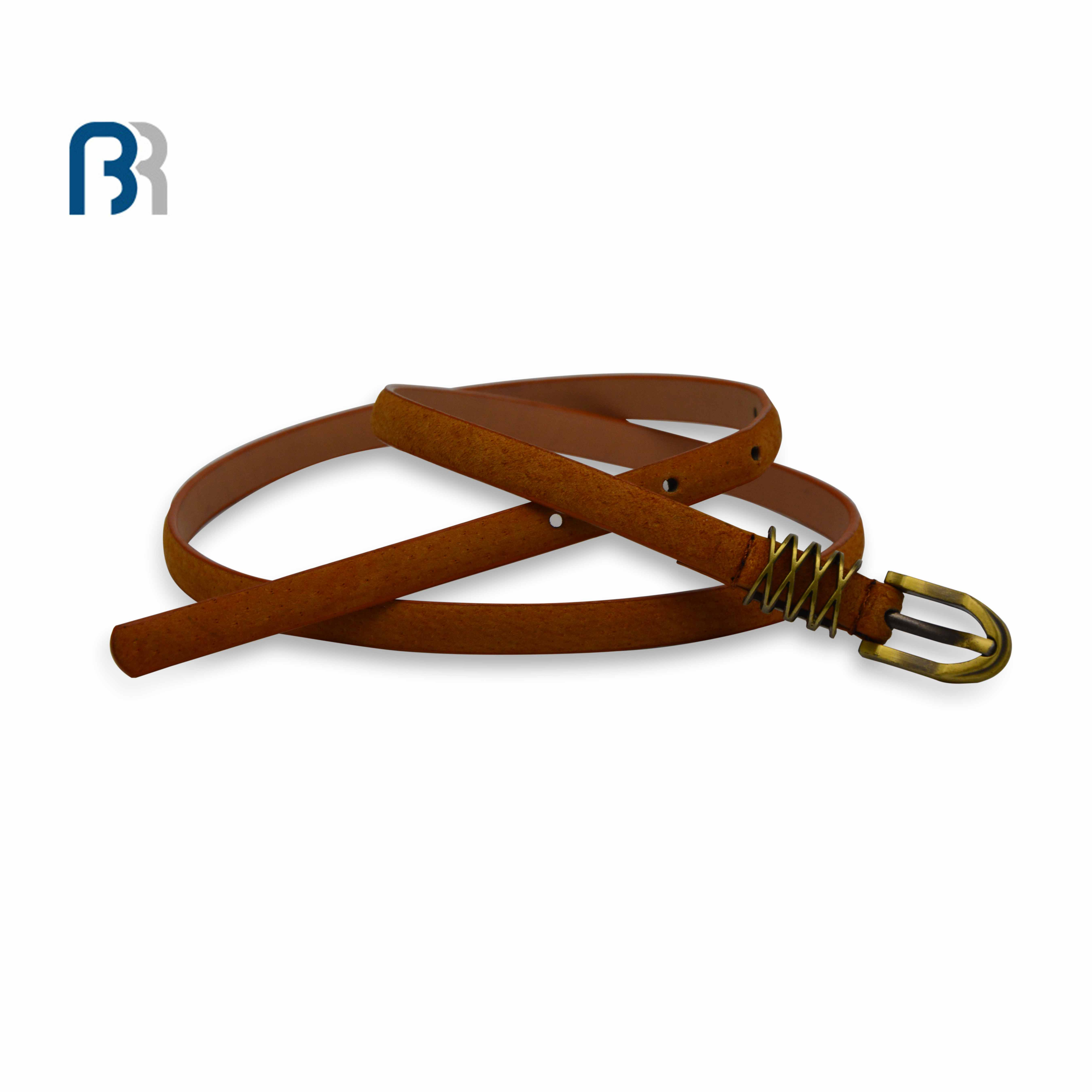 Metal Rings PU Belts