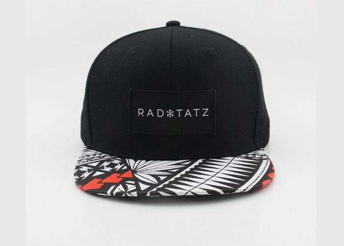hip-hop flat cap flat