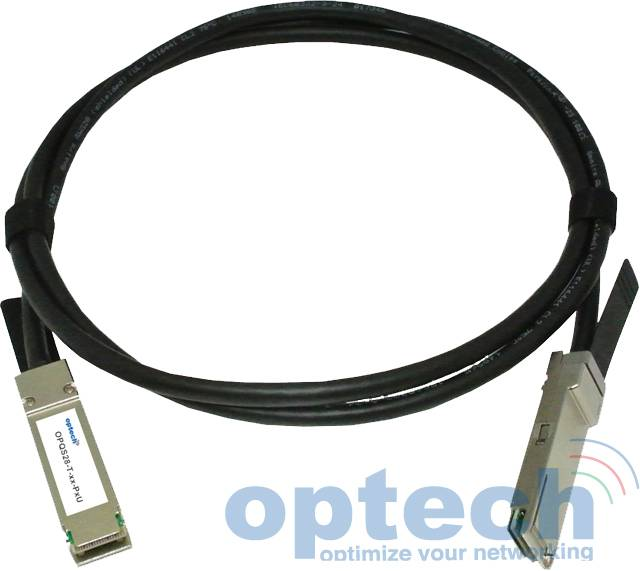 100Gbps QSFP28 Direct Attach Cable DAC
