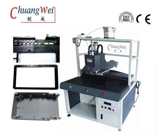 PLC Method Automatic Brass Nut Driver machine,CWLM-2A