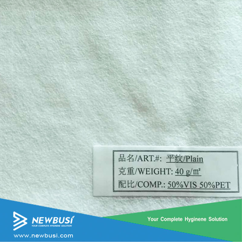 Spunlace Nonwoven Fabric For Wet Wipes, Spunlace Nonwoven Wipe