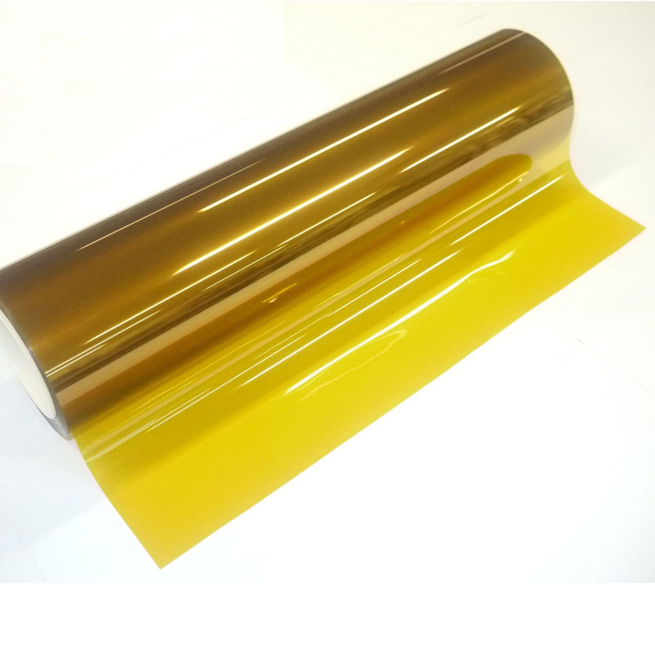 Polyimide film Yellow