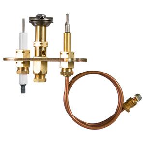B880216 Gas water heater parts gas burner parts, pilot burner