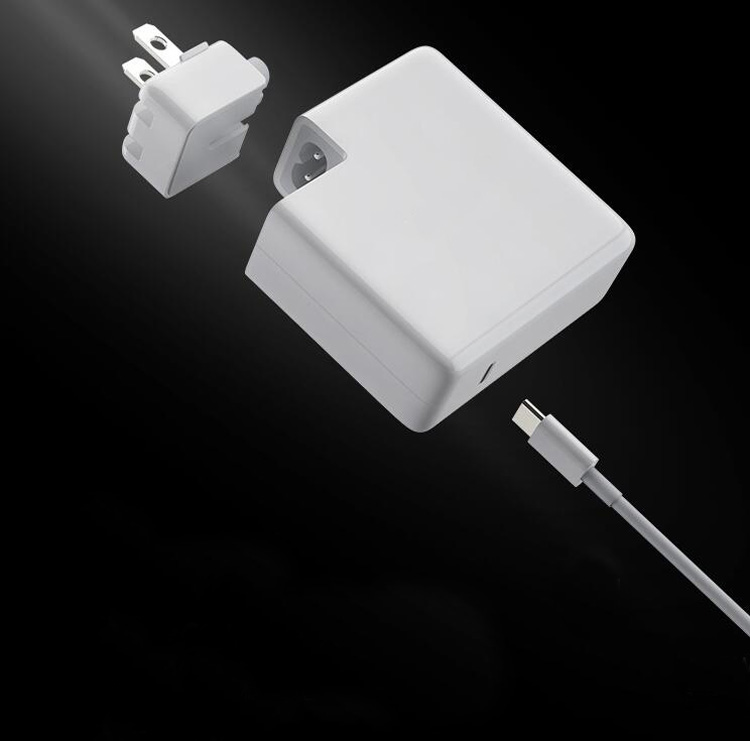 61W USB-C Power Adapter Replacement USB C AC Adapter Charger For Mac Book Pro Charger 13 Inch Laptop