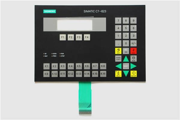 Membran keypad for C7-623 REPAIR