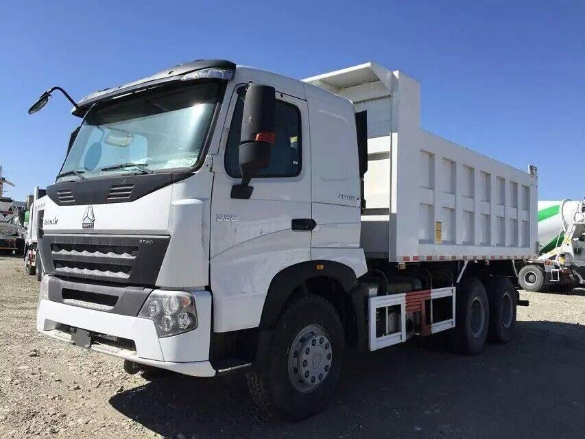 howo a7 6*4 dump truck