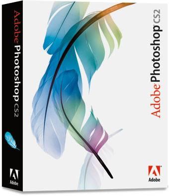 Adobe photoshop cs2 standard retail box