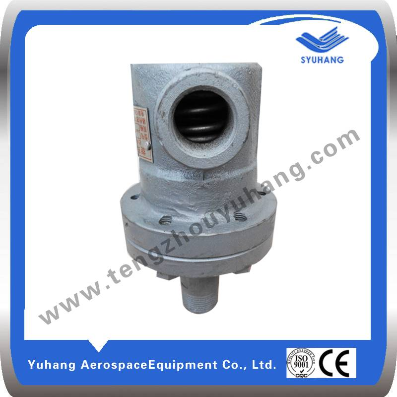 Nodular cast iron steam rotary joint