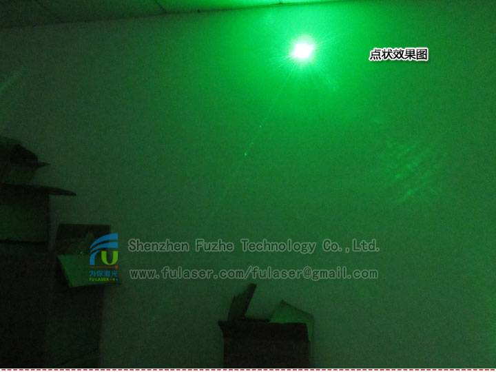 FU520L30-BD22 green line laser module 520nm,30mW not 532nm 22*110mm