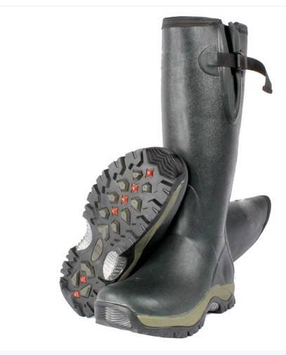 Mens Wellington Neoprene Rubber Muck Boot