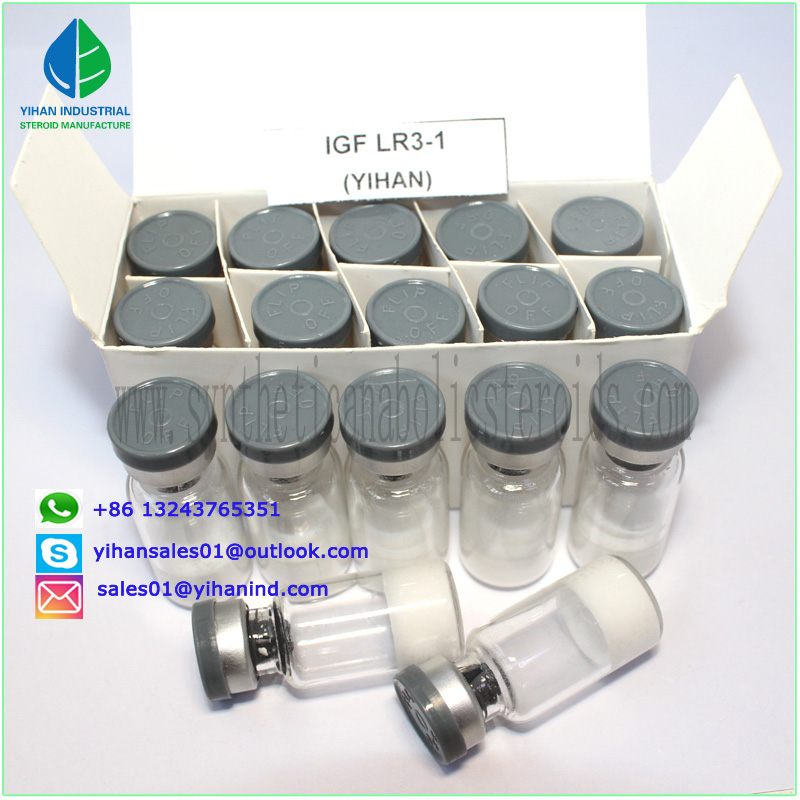 98% Purity Igf-1lr3 CAS No. 946870-92-4 with safe shipping Judy