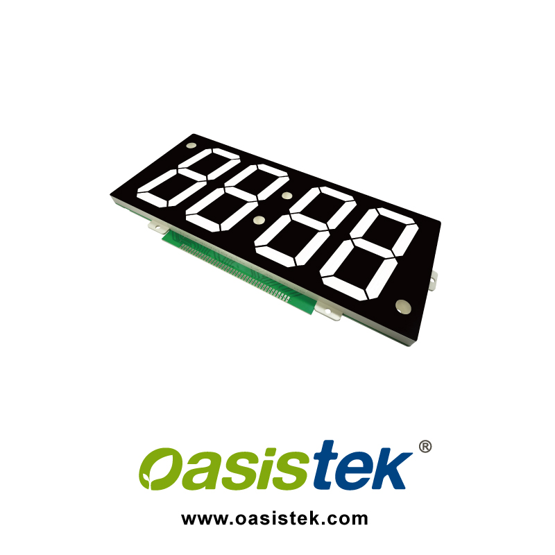 LED SMD Display, 7 segment Display, Digital Signage, TOF-F40401