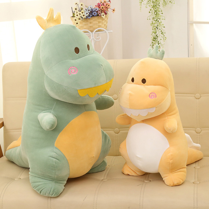 Creative dragon soft toys cute dinosaur doll DS-DG001
