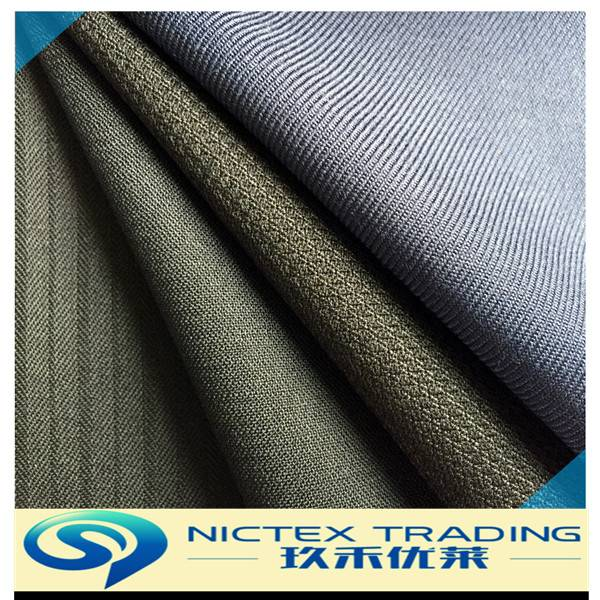 10% 30% 50% 70% 90% wool polyester blended suit fabric for men