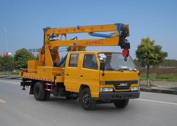 High-altitude Operation Truck, Aerial Working Platform Truck