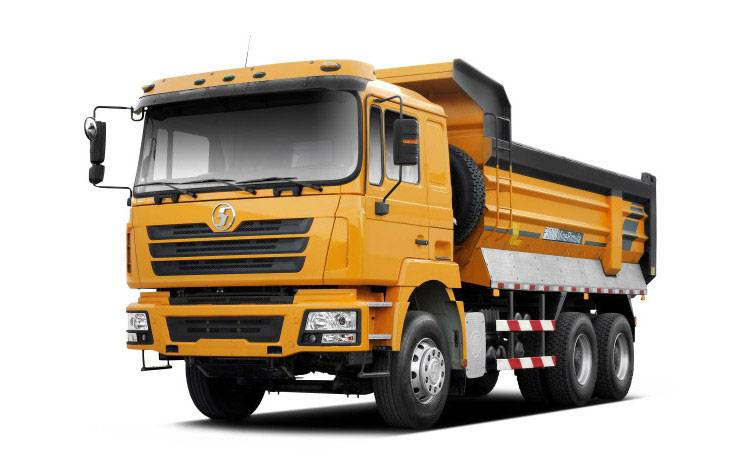 Shacman Tipper Truck with Big Engine and low cost