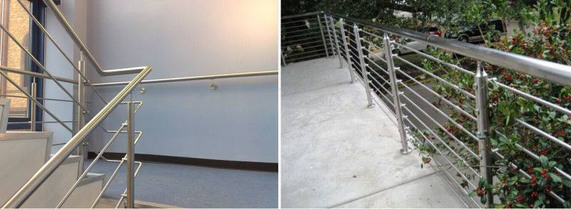 Stainless Steel Handrail Balustrade