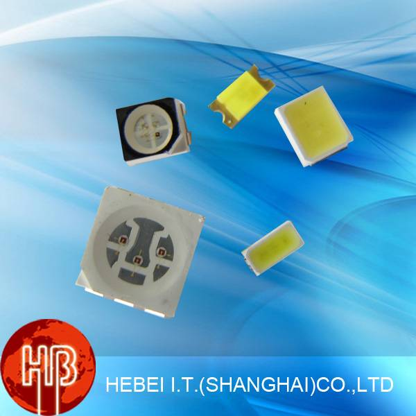 White Surface Mount 0805 LED SMD 0805LWCT