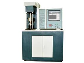 Microcomputer Controlled (high temperature) End Face Friction and Wear Testing Machine MMU - (G)