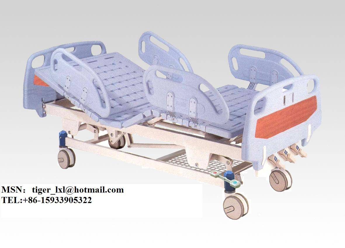 Movable Three Shakes Medical Bed A-10