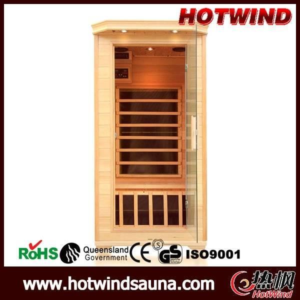 Infrared Sauna room Hemlock cabin