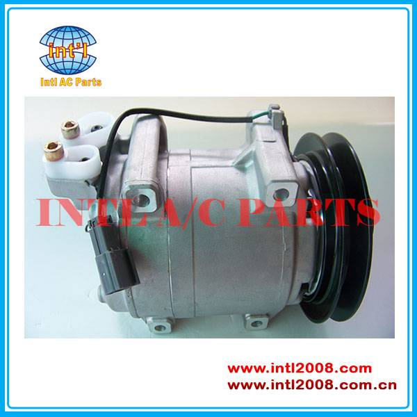24V /12V Hitachi Crane Grua /John Deere Excavator AC compressor DKS15D 506012-2330 5060121680 20-113