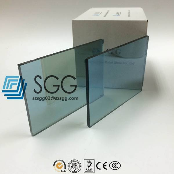 4mm 5mm 5.5mm 6mm 8mm 10mm Ford/Light Blue Reflective Glass Price