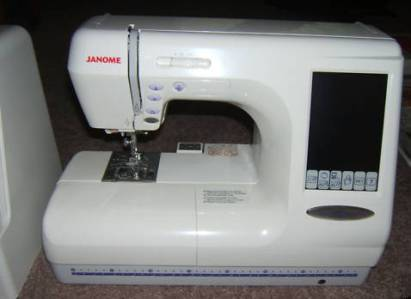 NEW  Memory Craft 10001 Janome
