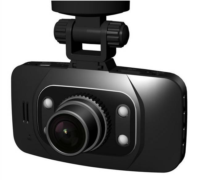 Original car dvr recorder viedo recorder g sensor russian 2.7inch TFT LCD full hd 1080P parking dash