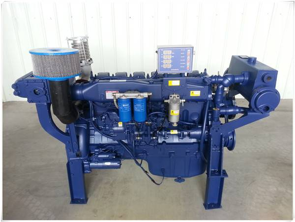High Quality and reliability Diesel Engine small marine diesel engines with Chinese Suppliers