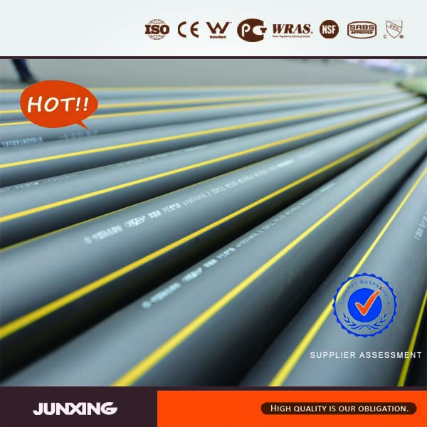 HDPE pipe for gas supply