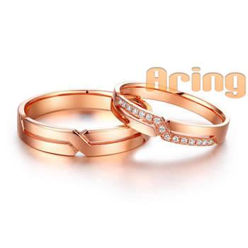 Wholesale 18k Gold Jewelry Diamonds Wedding Bands 18k gold jewelry