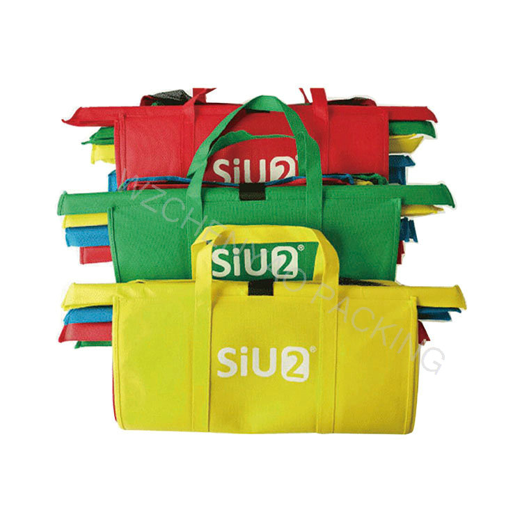 Eco Friendly 4 Sets Reusable Grocery Bags Cart Foldable Shopping Bag Trolley Bag For Supermarket