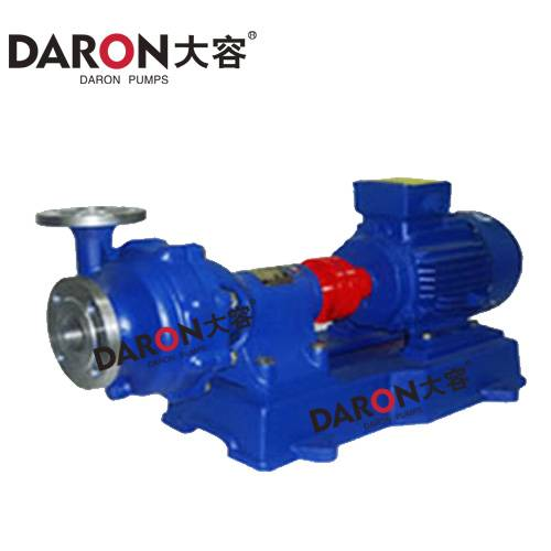 Fb Single Stage Single Suction Centrifugal Pump
