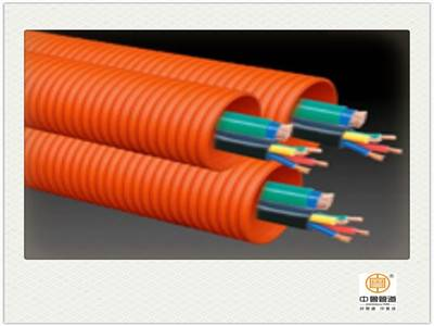 HDPE MPP electrical plastic hdpe pipe