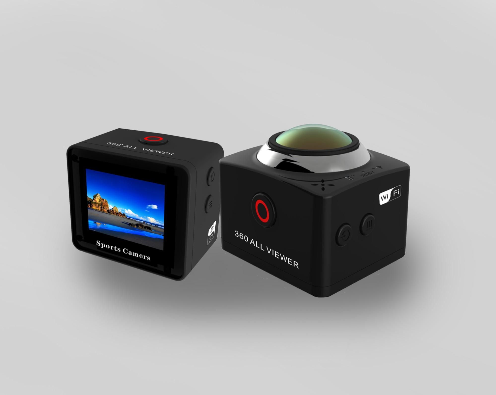ZXS mini wifi 360 panoview camera ZXS-360A