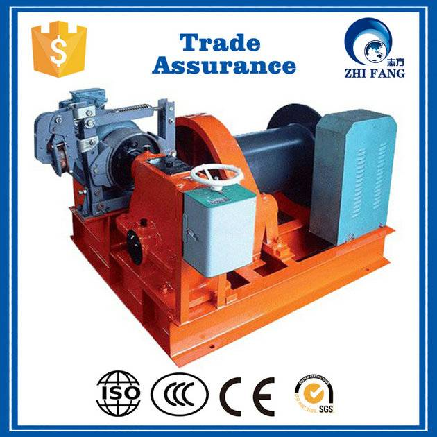 Top brand of auto electric winch with remote control