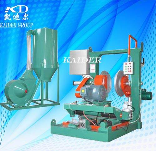 cold tire retreading machine